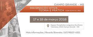 Imaginação Ativa Teoria e Prática - Campo Grande - MS @ Espaço Terapêutico Junguiano | Mato Grosso do Sul | Brasil