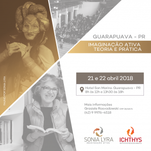 Imaginação Ativa Teoria e Prática - Guarapuava - PR @ Hotel San Marino - Guarapuava | Santa Catarina | Brasil