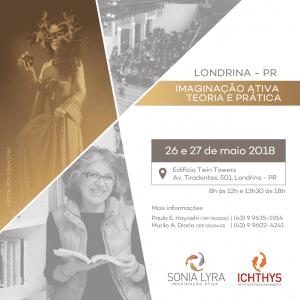 Imaginação Ativa Teoria e Prática - Londrina - PR @ Edifício Twin Towers | Paraná | Brasil