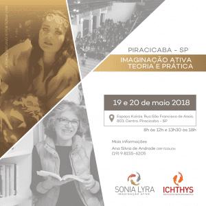 Imaginação Ativa Teoria e Prática - Piracicaba - SP @ Espaço Kairós | São Paulo | Brasil